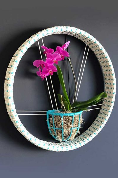 Custom Wicker Orchid Catcher | Shape of Wicker Custom, Affordable, Wicker Furniture Naples, Florida
