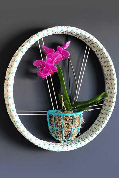 Custom Wicker Orchid Catcher | Shape of Wicker Custom, Affordable, Wicker Furniture Naples, Florida