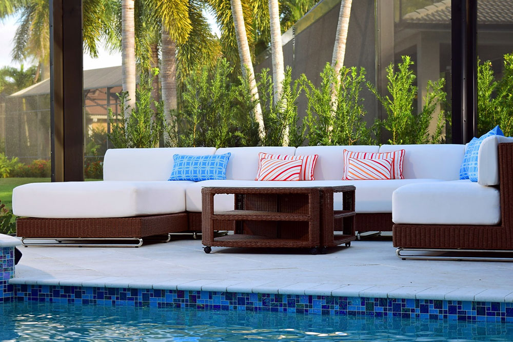 Go To Town Custom Outdoor Furniture Project | Shape of Wicker